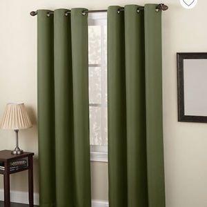Home Studio Monterey 95-Inch Curtain Panel